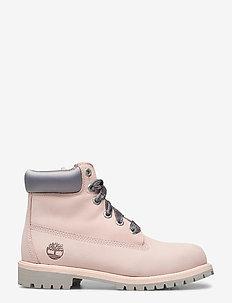 6 IN PREM WP BT LT PINK - flat ankle boots - chintz rose
