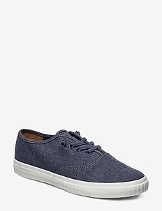 Newport Bay Bumper Toe Ox - low top sneakers - vintage indigo