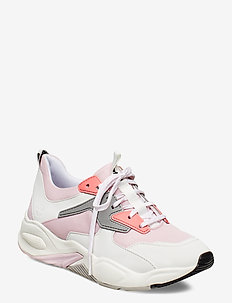 Delphiville Textile Sneaker - low top sneakers - light lilac
