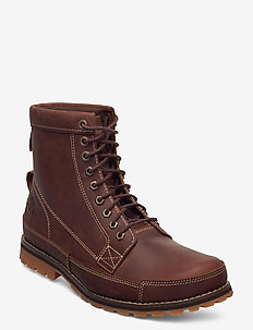 Originals II Leather 6 in Boot - med snøring - saddle