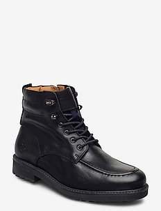 Oakrock WP MT Zip Boot - med snøring - black