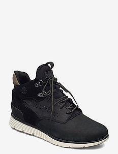 KILLINGTON HKR CHK BLK - boots - black