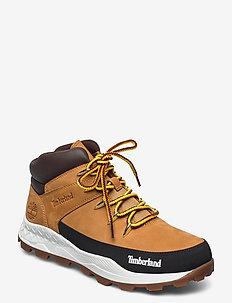 Brooklyn Euro Sprint - hoog sneakers - wheat