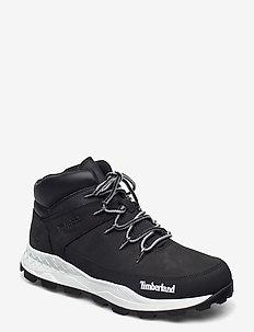 Brooklyn Euro Sprint - höga sneakers - black