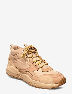 RIPCRD ARCTRA MIDSNKR BEI - low tops - iced coffee