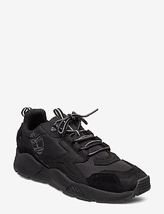 RIPCORD ARCTRA LOW BLK - low tops - jet black