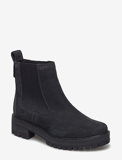 Courmayeur Valley Chelsea - chelsea boots - jet black