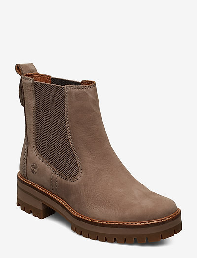 Courmayeur Valley Chelsea - chelsea boots - taupe gray
