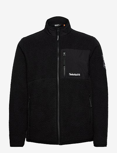 OA Sherpa Jacket - teddy-truien - black