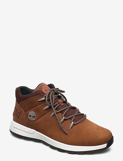 Sprint Trekker Mid - veter schoenen - saddle