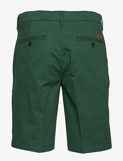 Timberland S-l Str Twll Chno Shrt- Shortsit Hunter Green