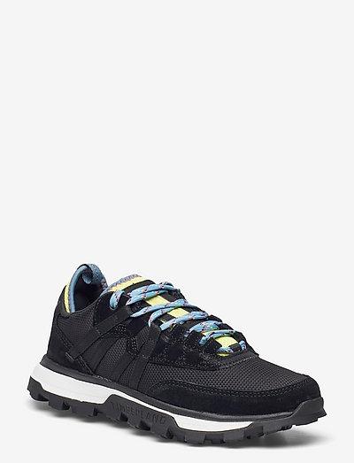 Treeline Mountain Runner - lave sneakers - jet black