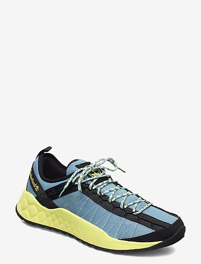 Solar Wave Low Fabric - flade ankelstøvler - adriatic blue