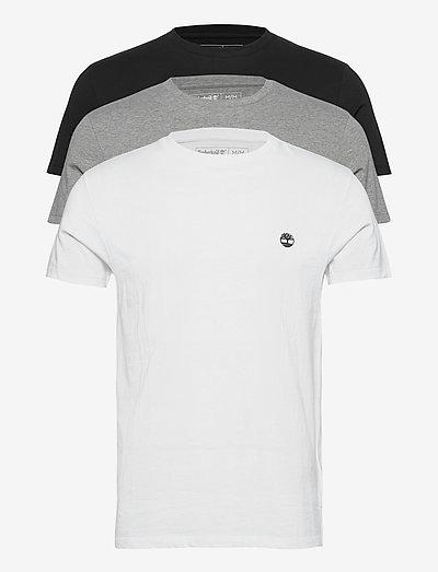 SS 3xPack Basic Tee - t-shirts basiques - multi color