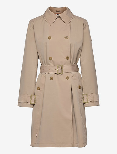 Cont. Trench - trenchcoats - humus
