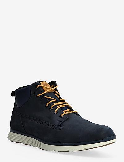 Killington Chukka WL - hoog sneakers - navy nubuck