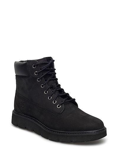 Kenniston 6in Lace Up Shoes Boots Ankle Boots Ankle Boot - Flat Schwarz TIMBERLAND