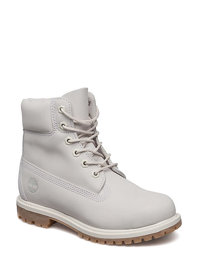 6in Premium Boot - W Shoes Boots Ankle Boots Ankle Boot - Flat Weiß TIMBERLAND