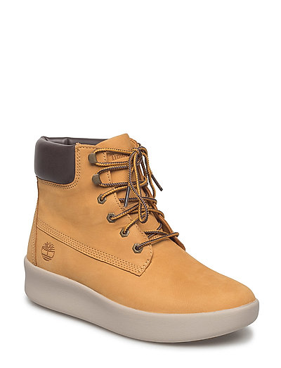 Berlin Park 6 Inch Shoes Boots Ankle Boots Ankle Boots Flat Heel Gelb TIMBERLAND