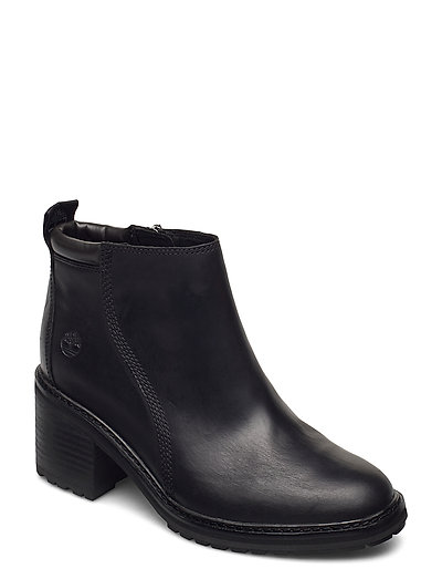 Sienna High Shootie Blk Shoes Boots Ankle Boots Ankle Boot - Heel Schwarz TIMBERLAND