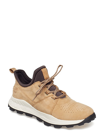 TIMBERLAND Brooklyn Lace Oxford Niedrige Sneaker Beige TIMBERLAND