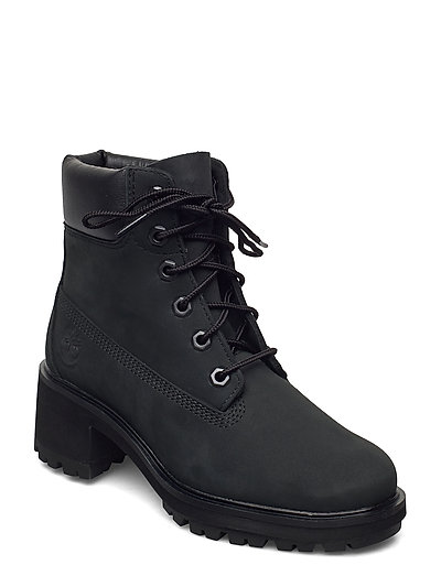 Kinsley 6 Inch Waterproof Boot Shoes Boots Ankle Boots Ankle Boot - Heel Schwarz TIMBERLAND