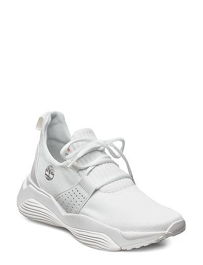 Emerald Bay Knit Sneaker Niedrige Sneaker Weiß TIMBERLAND