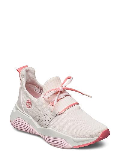 Emerald Bay Knit Sneaker Niedrige Sneaker Pink TIMBERLAND