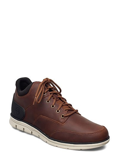 Bradstreet Chka Mld Rst Shoes Business Laced Shoes Braun TIMBERLAND