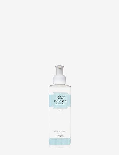 Hand Milk Bianca - CLEAR