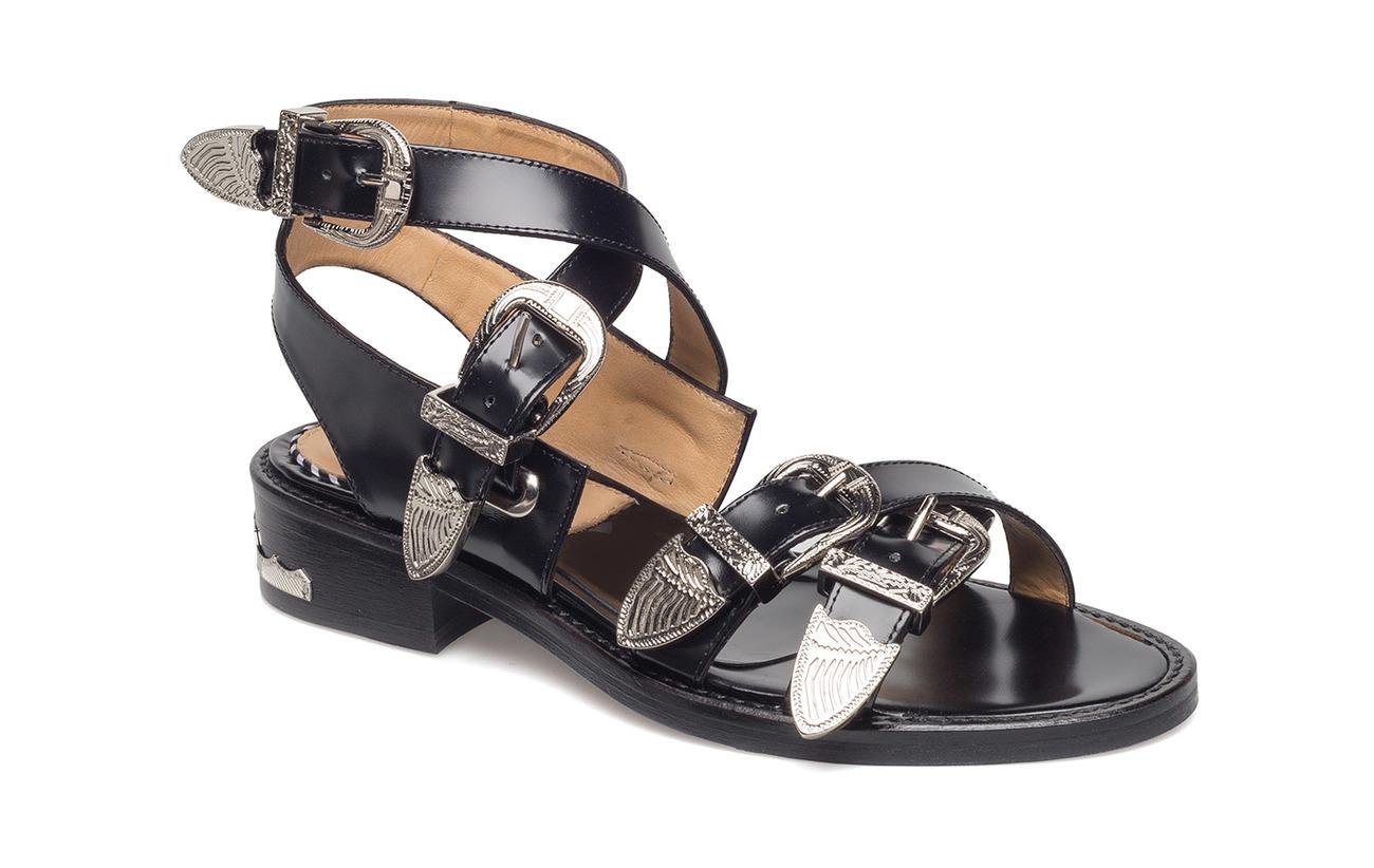 Toga Pulla Toga Pulla-Shoes - BLACK