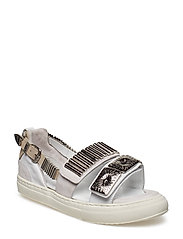 Toga Pulla-Shoes - WHITE