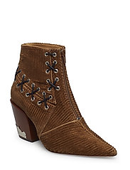 TOGA PULLA-BOOTS - BROWN