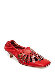 Toga Pulla-Shoes - RED