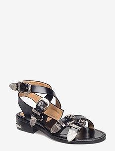 Toga Pulla-Shoes - BLACK