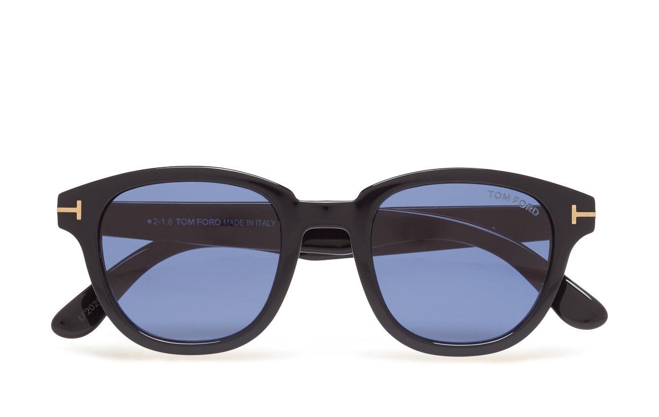 c023c3010c12e Tom Ford Garett (01v - shiny Black   Blue) (£221.20) - Tom Ford ...