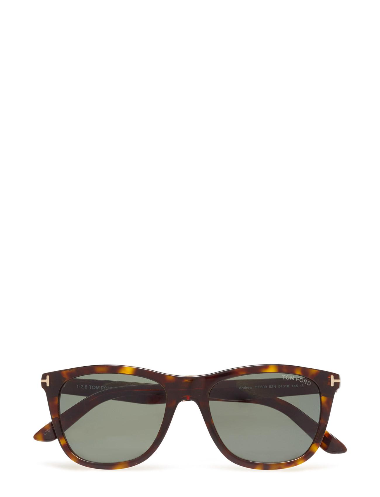 2e15b2dae0 Tom Ford Sunglasses Tom Ford Andrew (52n Dark Havana   Green)