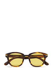 Tom Ford Garett - 50E DARK BROWN/OTHER / BROWN