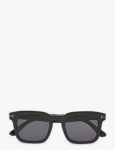 Tom Ford FT0751-N - d-muotoiset - shiny black
