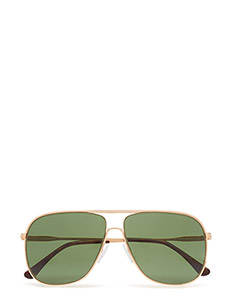 Tom Ford Dominic - 28N SHINY ROSE GOLD / GREEN