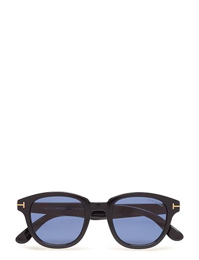 b90a758b4d28b Tom Ford Garett (01v - shiny Black   Blue) (£221.20) - Tom Ford Sunglasses  -