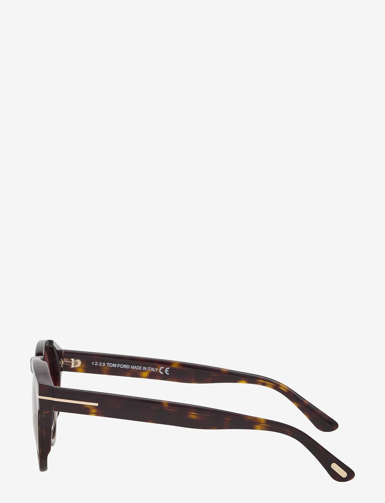 Tom Ford Margaux-02 (Dark Havana) (272 €) - Tom Ford Sunglasses uT5X8