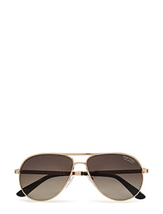 Tom Ford Marko - 28D - SHINY ROSE GOLD / SMOKE POLARIZED