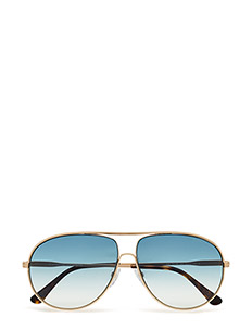 Tom Ford Cliff - 28P - SHINY ROSE GOLD / GRADIENT GREEN