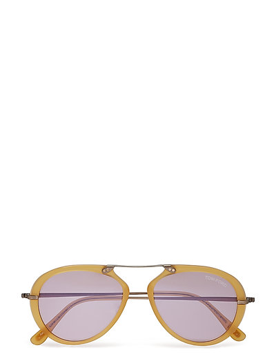 Tm Ford Aaron Pilotensonnenbrille Sonnenbrille Gold TOM FORD SUNGLASSES