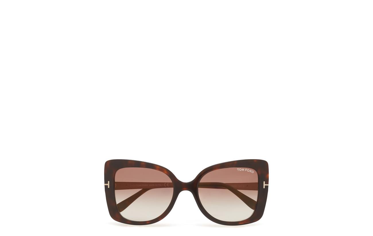 1030098e5ed1e Tom Ford Gianna-02 (Dark Havana) (281.25 €) - Tom Ford Sunglasses ...