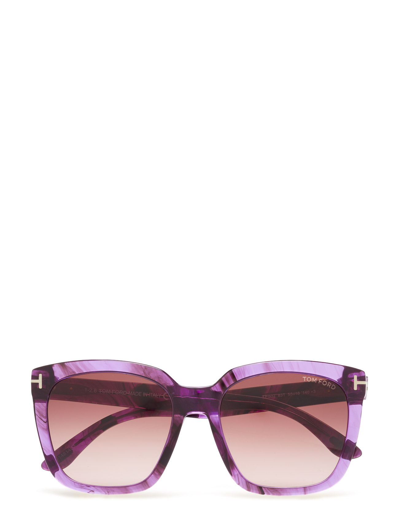 2061b998f27dd Tom Ford Sunglasses Tom Ford Amarra (83t Violet other   Gradient ...