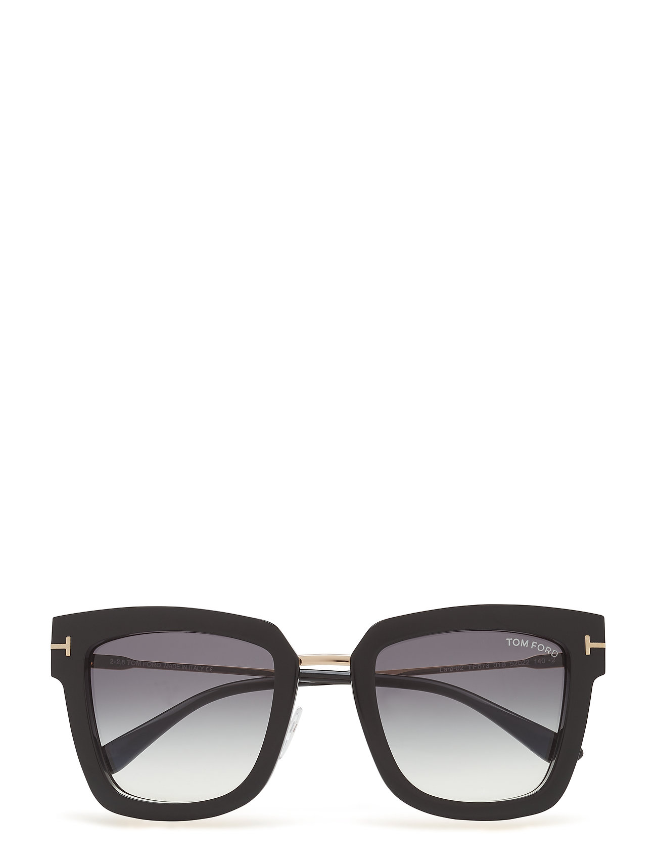 2ede86676b6b Tom Ford Lara-02 wayfarer solbriller fra Tom Ford Sunglasses til ...