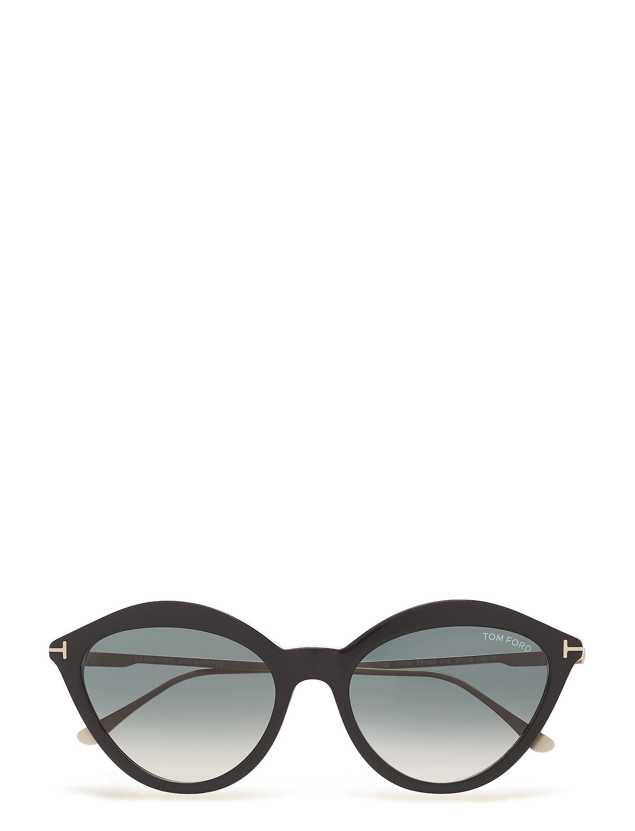TOM FORD Tom Ford Chloe Sonnenbrille Schwarz TOM FORD SUNGLASSES