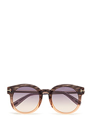 Tom Ford Janina - 20B GREY/OTHER / GRADIENT SMOKE